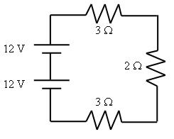 V, R, and I in a Series Circuit