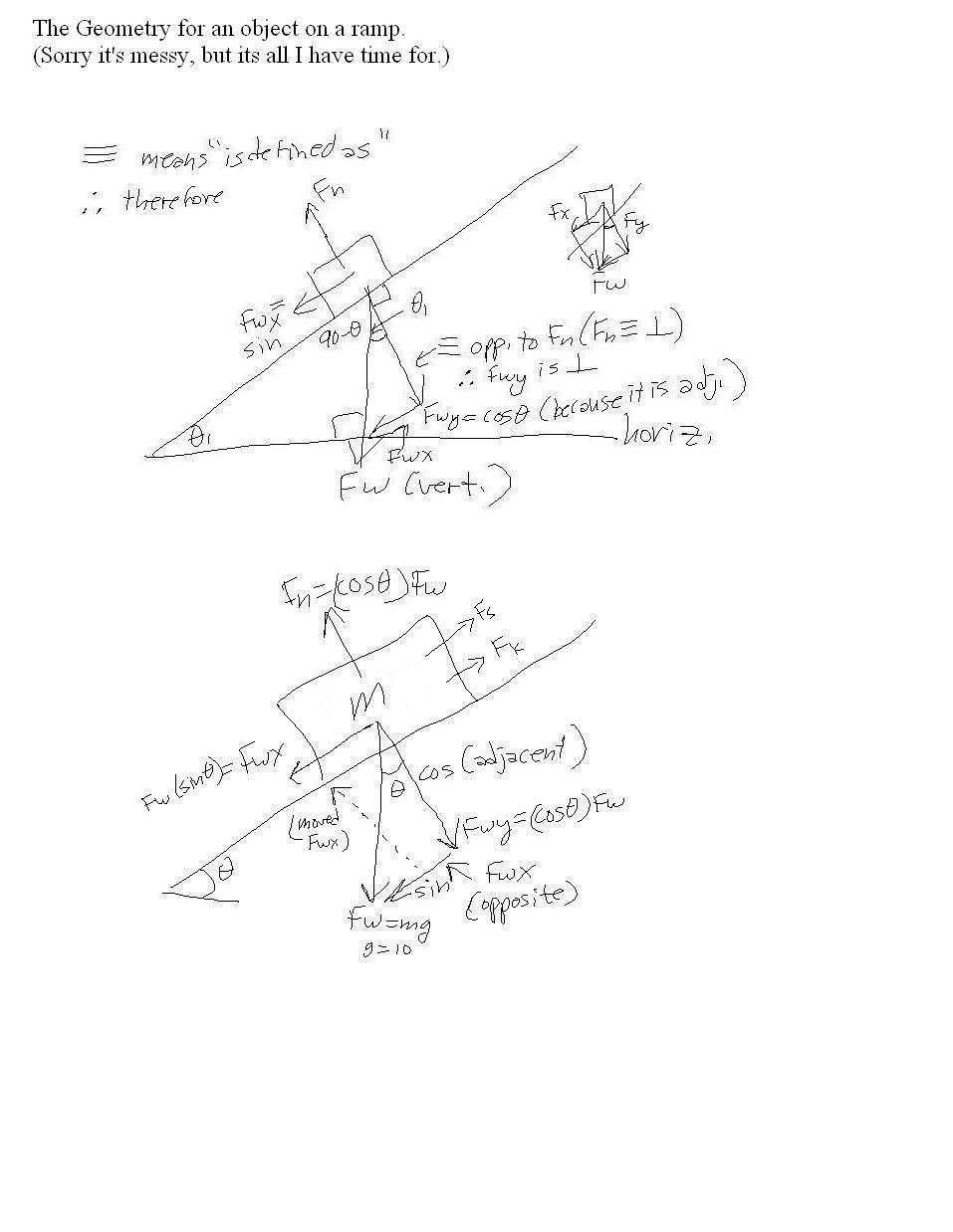 Workbooks stephen murray physics worksheets : Mr Murray's Website Two Dim Motion