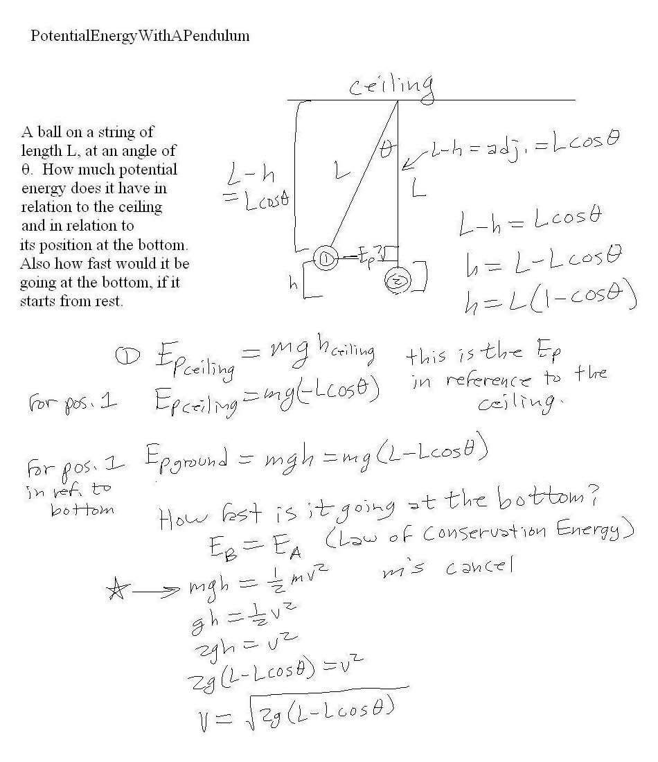 Workbooks stephen murray physics worksheets : Mr Murray's Website Work and Energy Notes